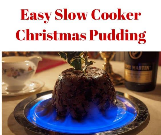 Better than a store bought Christmas Pudding