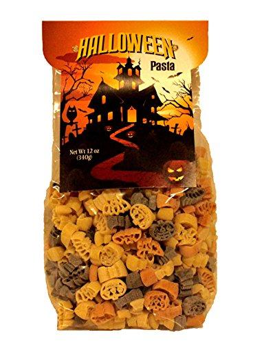 Halloween Shape Pasta