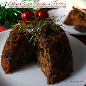 Christmas Pudding Recipe Here for Slow Cooker
