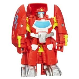 Fire-bot transformers