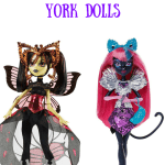 Monster High Boo York Dolls