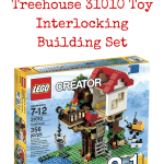 LEGO Creator Treehouse 31010 Toy Interlocking Building Set