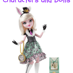 Ever After High Characters and Dolls