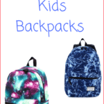 Back To School Kids Backpacks
