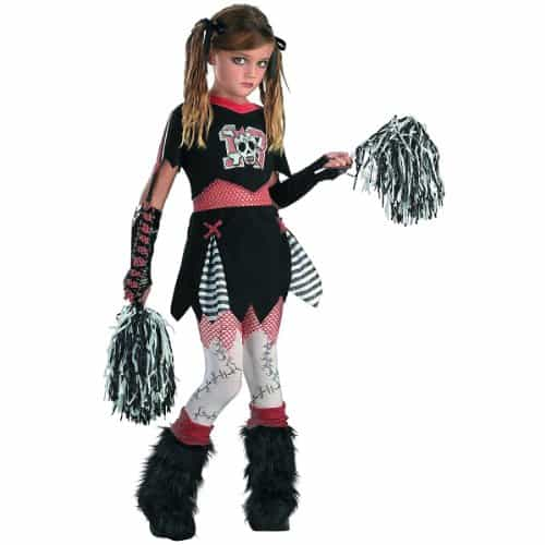 Cheerless Leader Costume
