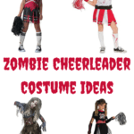 Zombie Cheerleader Costume Ideas