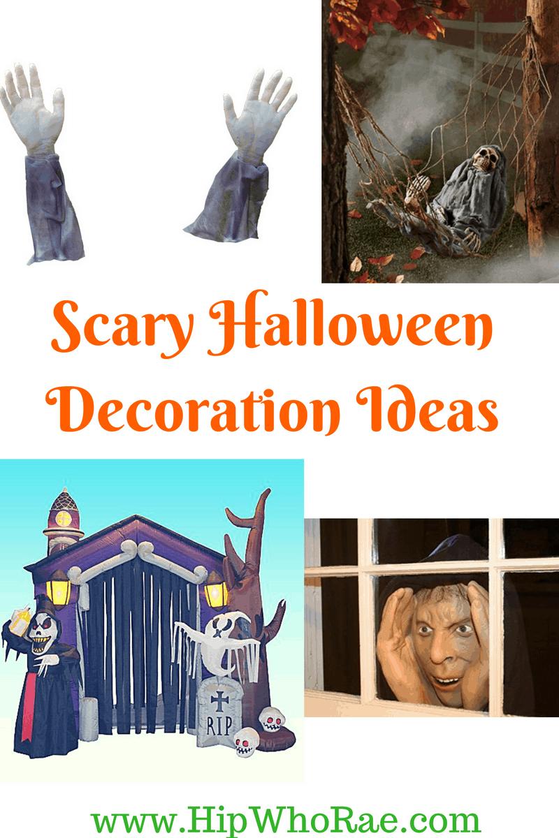 Scary Halloween Decoration Ideas