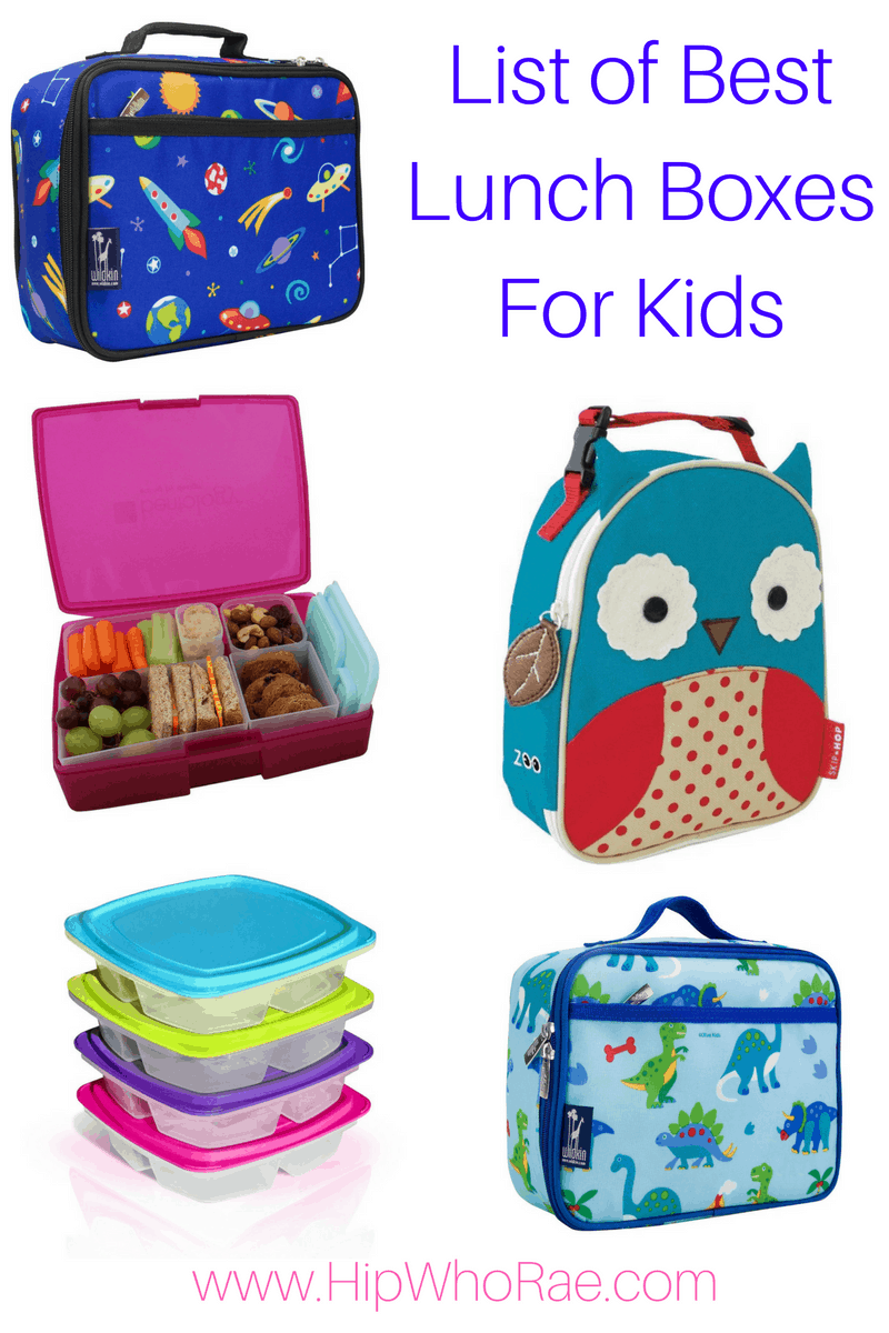 list of best lunch boxes for kids