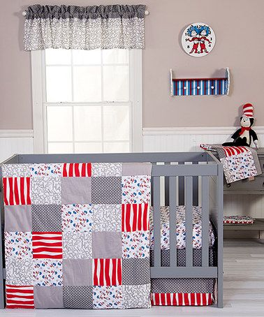 Dr Sues Crib Bedding Set