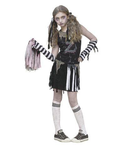 Zombie Cheerleader Costume Ideas Hip Hoo Rae