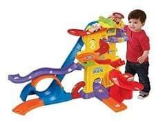 VTech Smart Wheels Ultimate Amazement Park Playset Toys Preschool Race Track Car