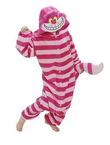 Adult Unisex Animal Sleepsuit Cheshire Cat