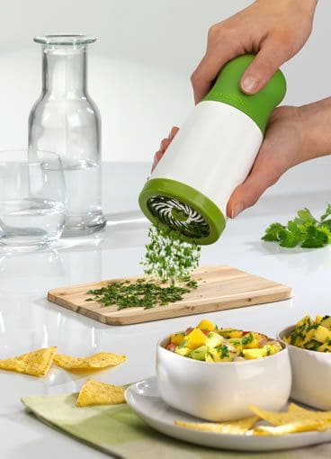 Manual Herb Grinder and Kitchen Gadgets