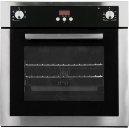 24 Inch Electric Wall Oven Stainless Steel Hip Hoo Rae