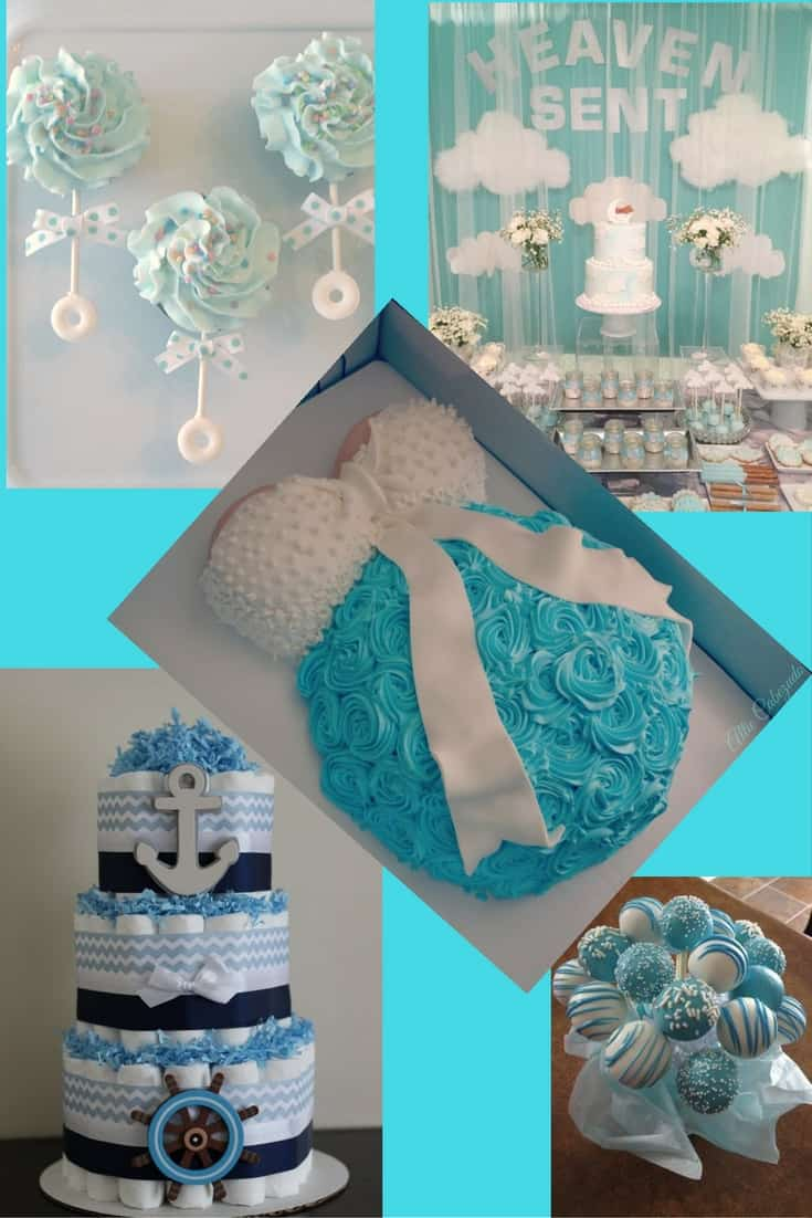 Some really good and simple DIY Party Ideas for your Baby shower are here.
