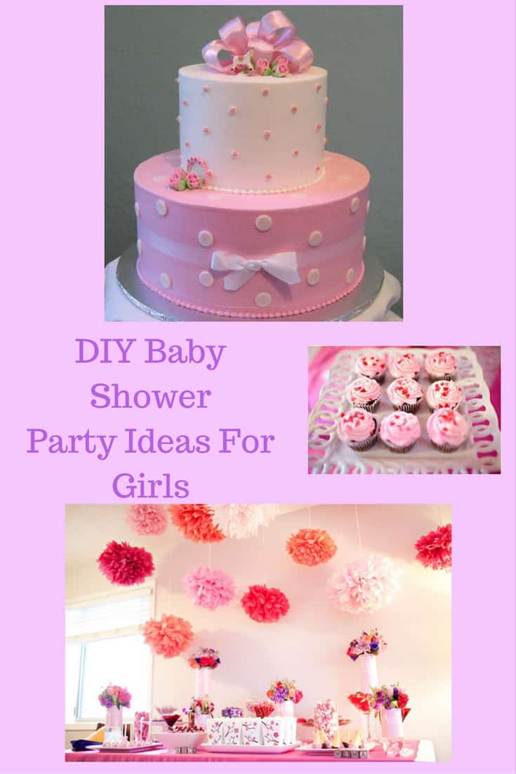 diy baby shower party ideas for girls hip who rae