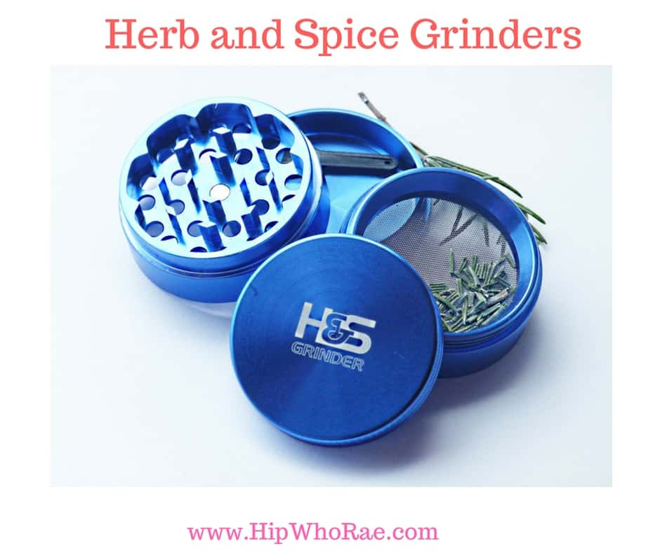 herb and spice grinders