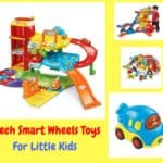 VTech Smart Wheels Toys For Little Kids
