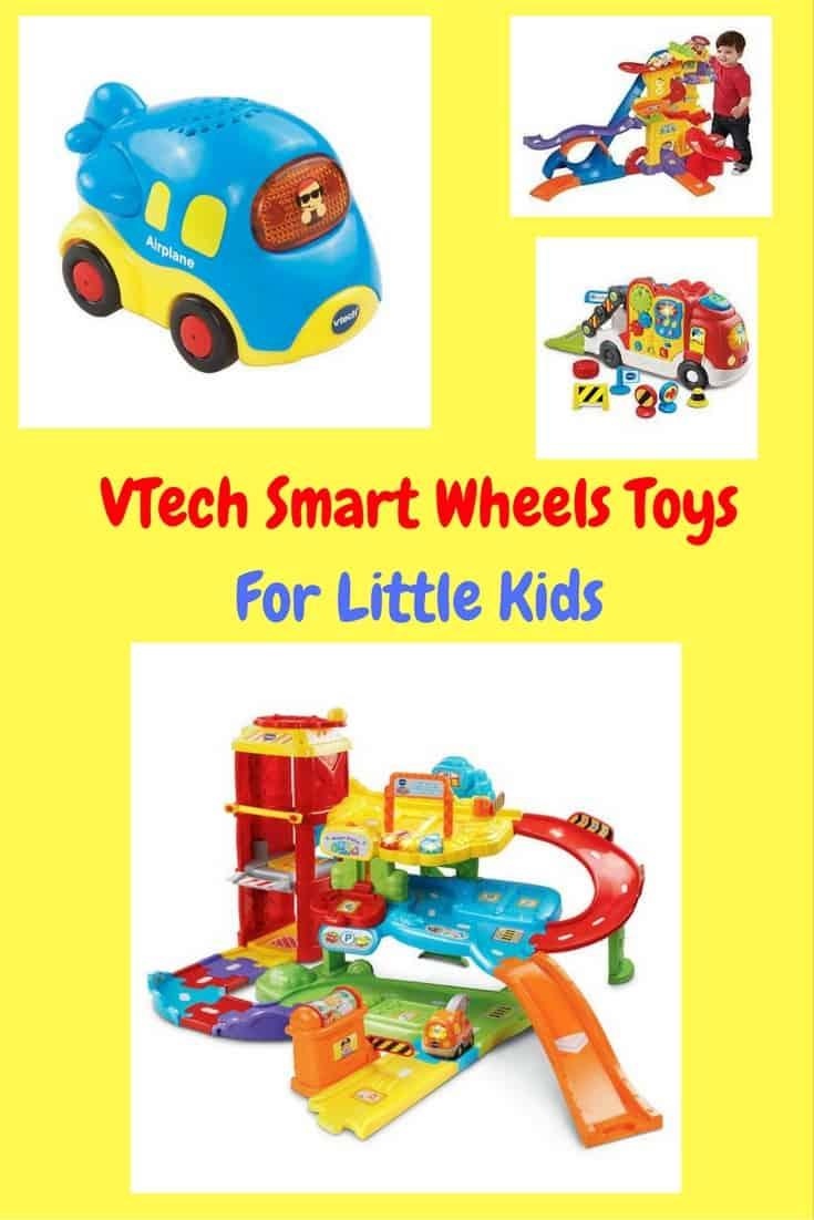 VTech Smart Wheels Toys For Little Kids
