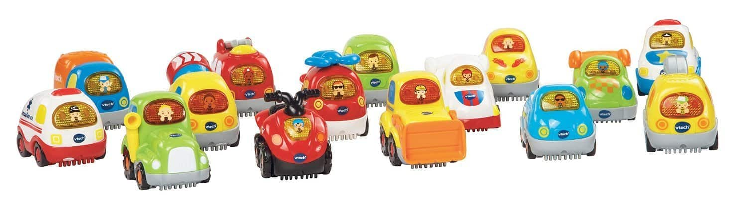 VTech Smart Wheels Cars, planes and automobiles