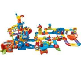Interlocking multiple configurations for hours of VTech fun