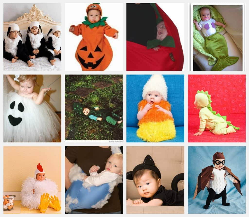 Adorable Infant, Baby and Toddler Halloween Costumes - Hip Who Rae