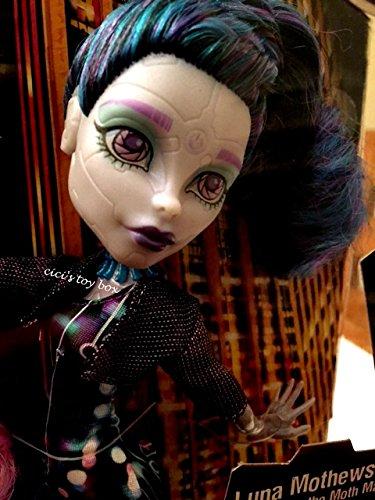 monster high boo york luna mathews doll