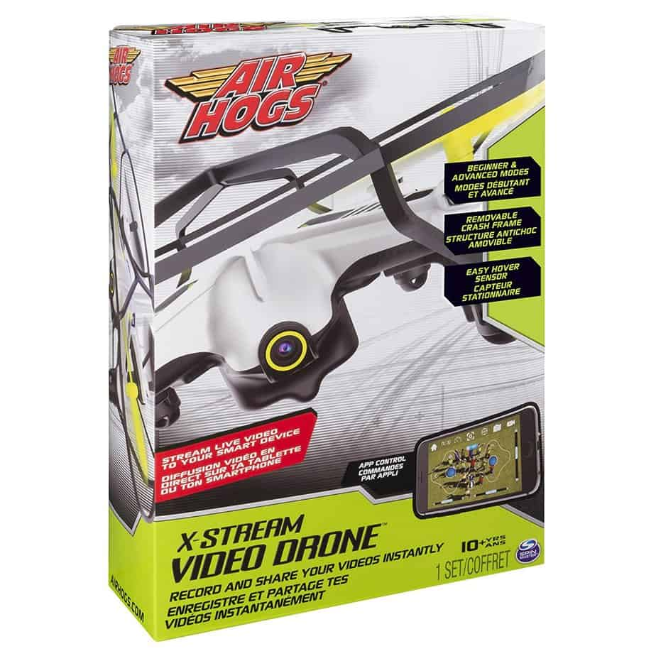 air hog video drone