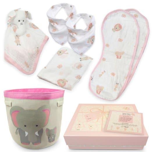 Baby Girl Gift Pack