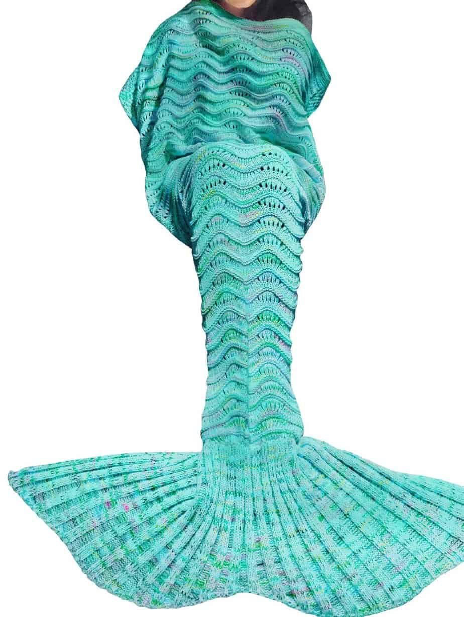 mermaid tail blankets for teens