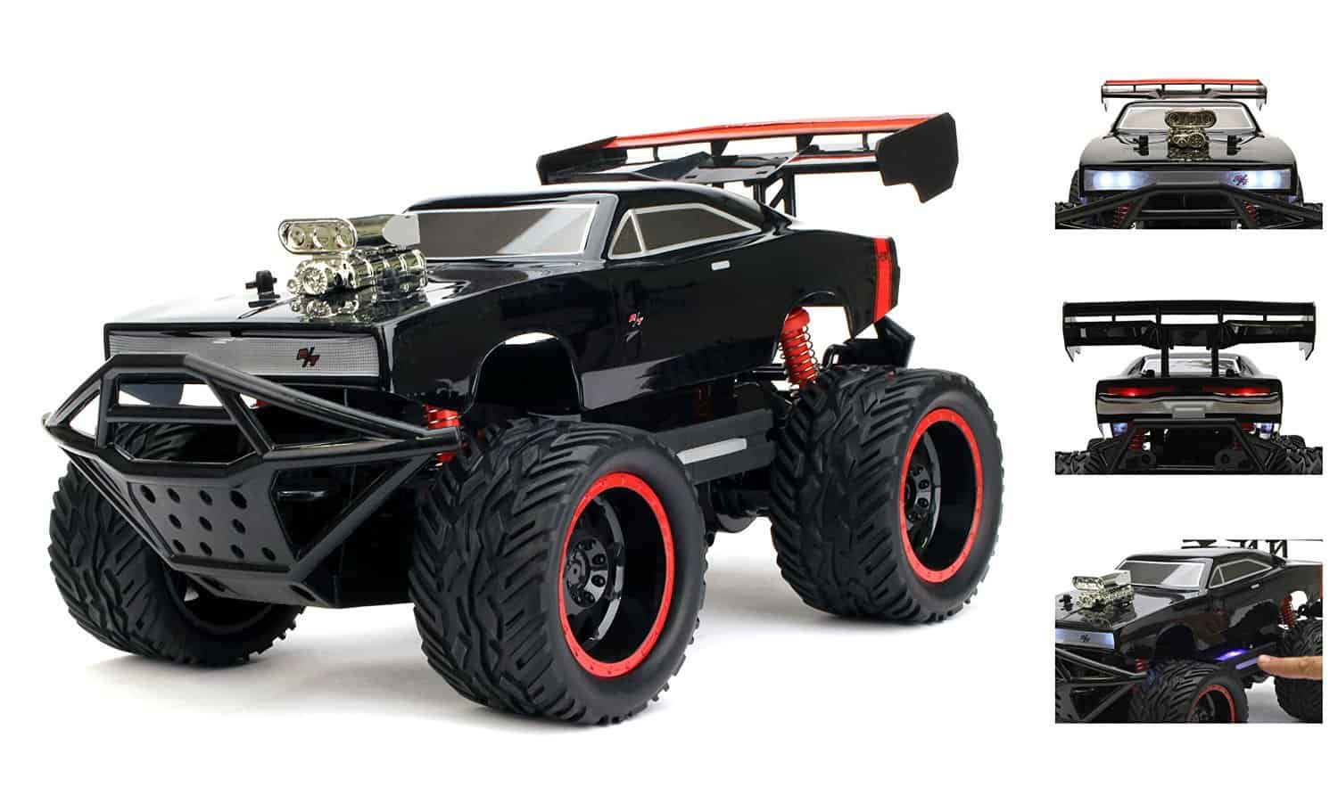 remote control fast and furious car