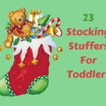 23 Stocking Stuffers For Toddlers – Holiday Gift Guide