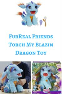 FurReal Friends Torch My Blazin Dragon Toy
