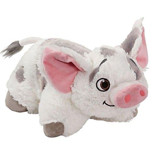 Animal Pillow Pets : Best Moana Movie Toys - Hip Who Rae