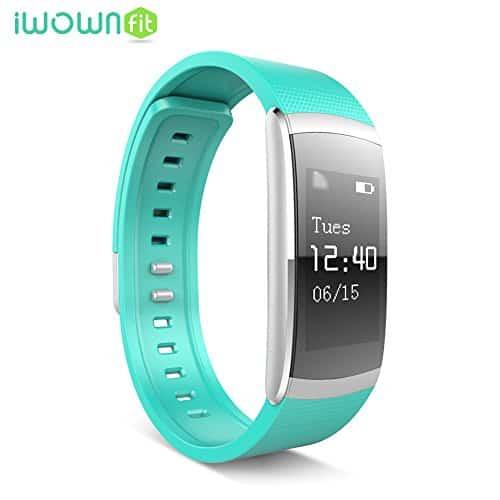 PRO Smart Wristband Fitness Tracker Heart Rate Monitor