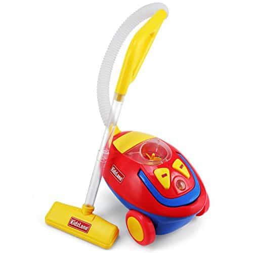 Toy Vacuum - Working Toy Vacuum Cleaner With Real Suction and Sounds