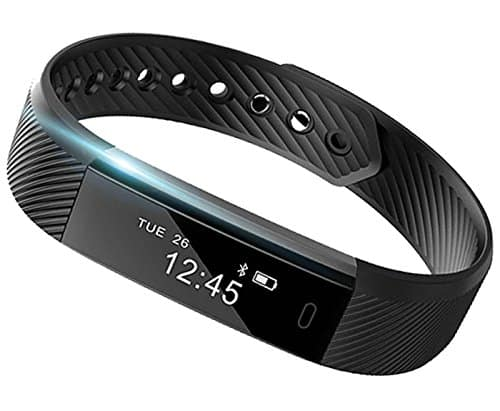 Smart Band: Heart Rate Monitor Fitness Activity Tracker