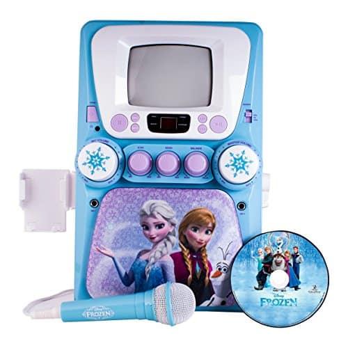 Frozen Deluxe Karaoke with Screen