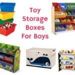 Toy Storage Boxes For Boys