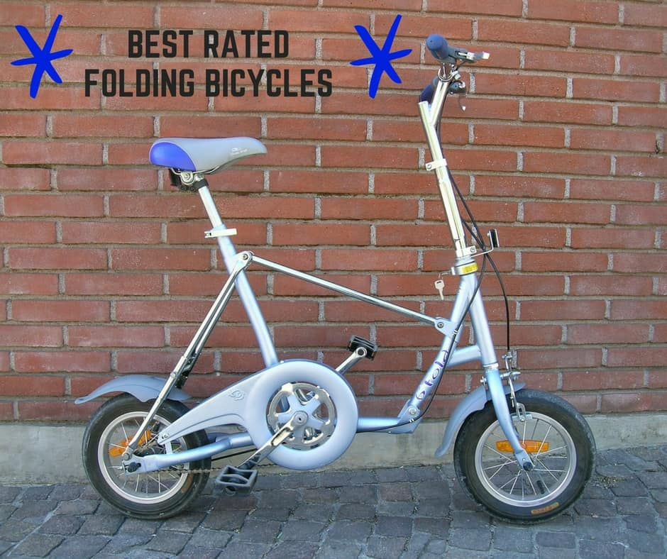 best rated folding bicycle