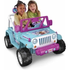 Toy Jeeps For Girls