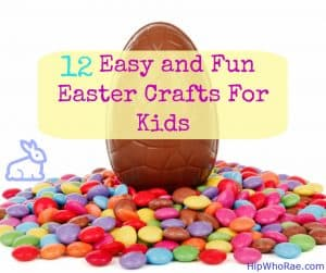 12 Easy and Fun Easter Crafts For Kids