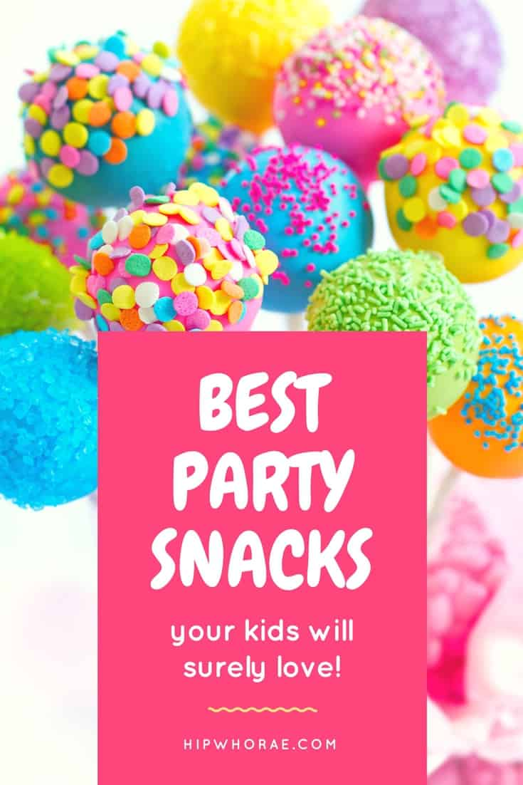 Best Party Snacks for Kids
