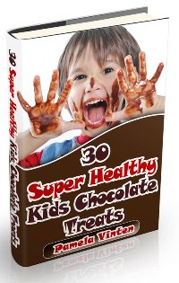 30 Super Healthy Kids Chocolate Treats