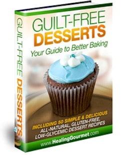 Guilt Free Desserts