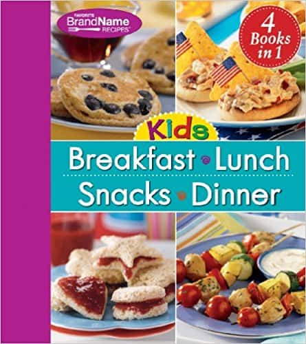 kids snack book