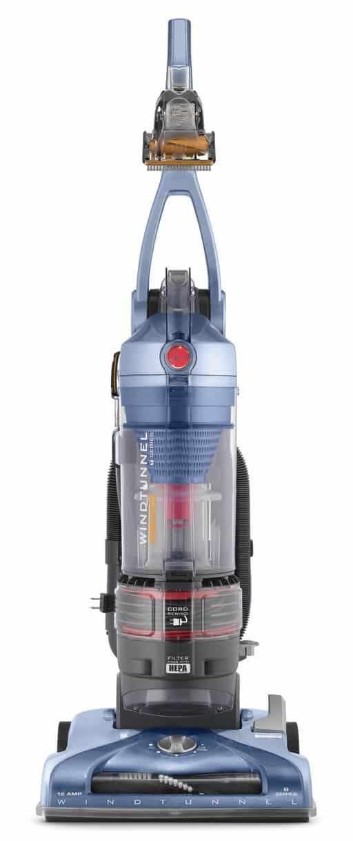 vacuum for pet hairs