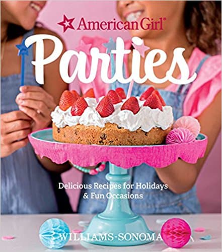 kids parties cookbook