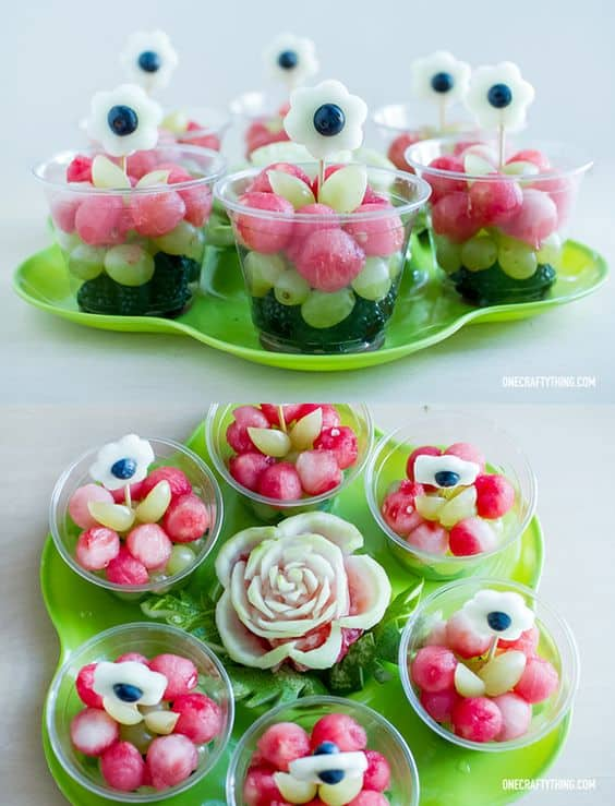 kids tea party ideas