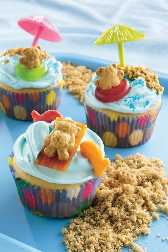 beach Themed Party Foods
